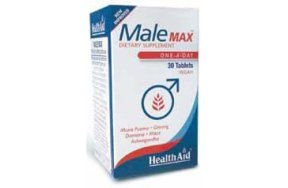 Health Aid Male Max 30V.Tabs