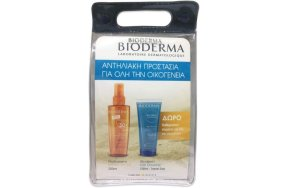 Bioderma Promo: Photoderm Bronz SPF50+ Dry Oil 200ml + ΔΩΡΟ Atoderm Shower Gel 100ml
