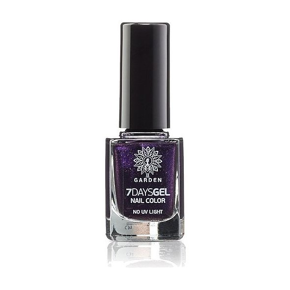 Garden of Panthenols 7Days Gel Nail Color 44, 12ml