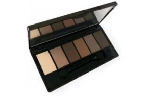 Korres The Absolute Nudes Eyeshadow Palete Volcanic Minerals Intense Pay-Off / Satin Finish 6g