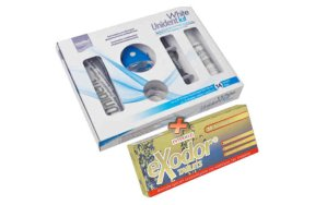 Intermed Promo Exodor Οδοντόπαστα 100ml + Unident White Kit (15212+22459)
