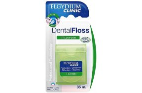 Elgydium Dental Floss Fluoride 35m