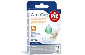 Pic Solution AquaBloc Επιθέματα Large 10Τμχ