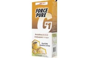 Ortis Force Pure 250ml Σιρόπι