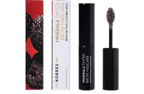 Korres Minerals Tinted Brow Mascara No 03 Light Shade, 4ml