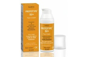 Boderm Prototype Face Cream Spf50 50ml