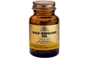 Solgar Wild Oregano Oil 60s