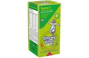 TLC Chewy Vites Omega 3 + Multivitamin 60Chew.Tabs