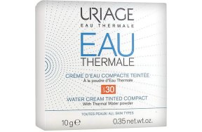 Uriage Water Cream Tinted Compact SPF30, 10g