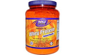NowFoods Whey Protein Natural Vanilla 907g