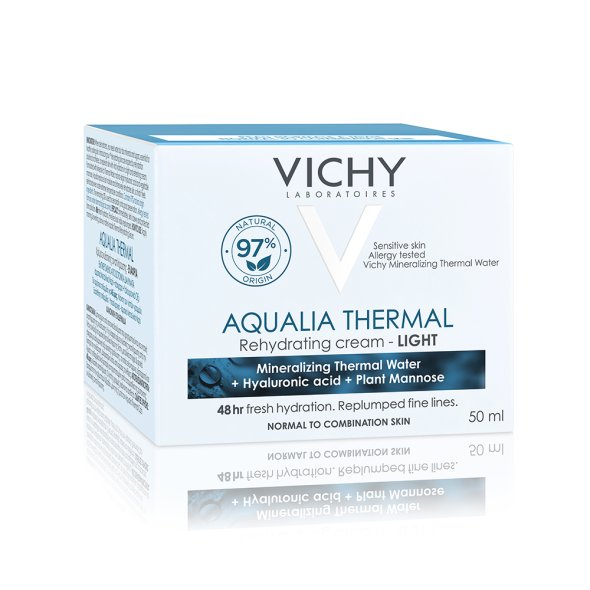 Vichy Aqualia Thermal Light Rehydrating Cream 50ml