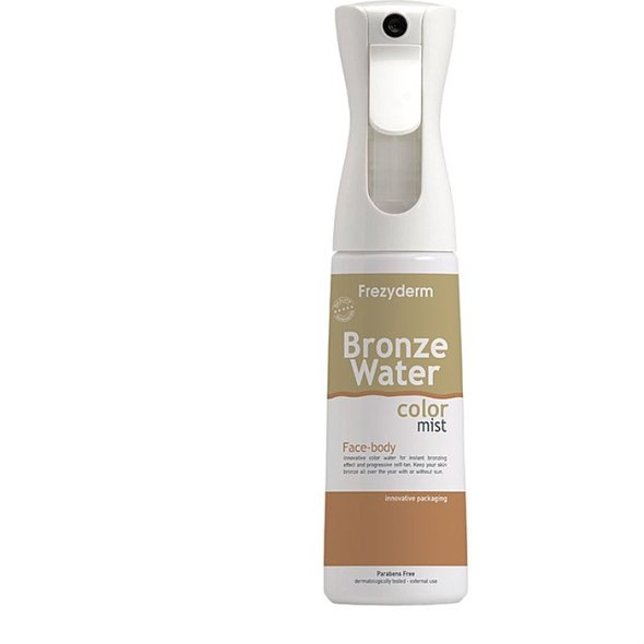 Frezyderm Bronze Water Color Mist Αυτομαυριστικό Σπρέι - Mist, 300ml