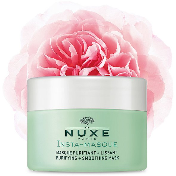 Nuxe Insta-Masque Purifying + Smoothing Mask, 50ml