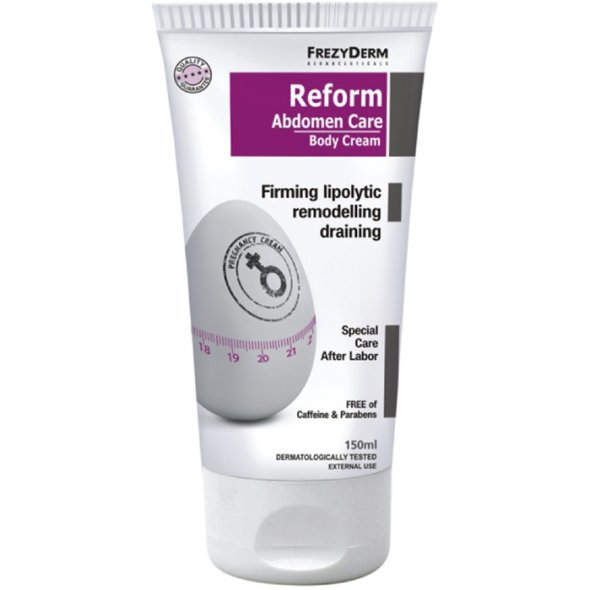 Frezyderm Reform Abdomen Care Cream Συσφικτική Κρέμα, 150ml