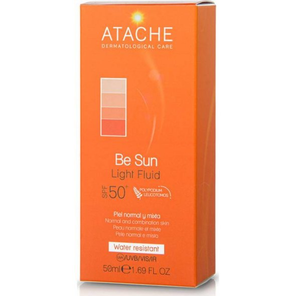 Atache Anti-Ageing Fluid Spf50+, 50ml