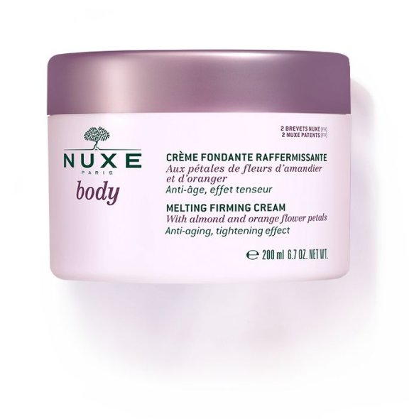 NUXE Body Fondant Firming Cream 200 ml