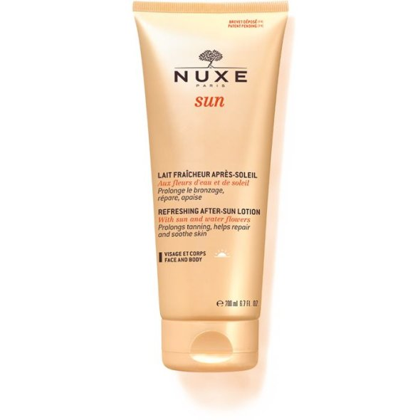 Nuxe Sun Refreshing After sun Lotion for Face and Body 200ml