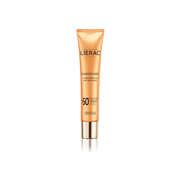 Lierac Sunissime Fluide Protecteur Anti-Age Global SPF50 40ml