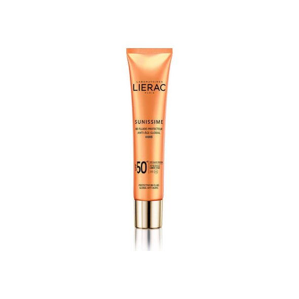 Lierac Sunissime Protective BB Fluid Anti Age Global SPF50 Golden 40ml
