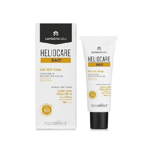 Heliocare Gel Oil-Free Dry Touch Spf50