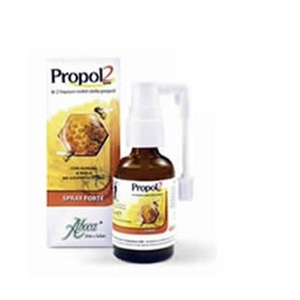 Aboca Propol2 EMF spray για το λαιμό 30ml