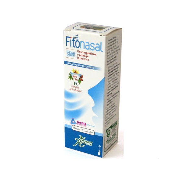 Aboca Fitonasal 2act Spray 15ml