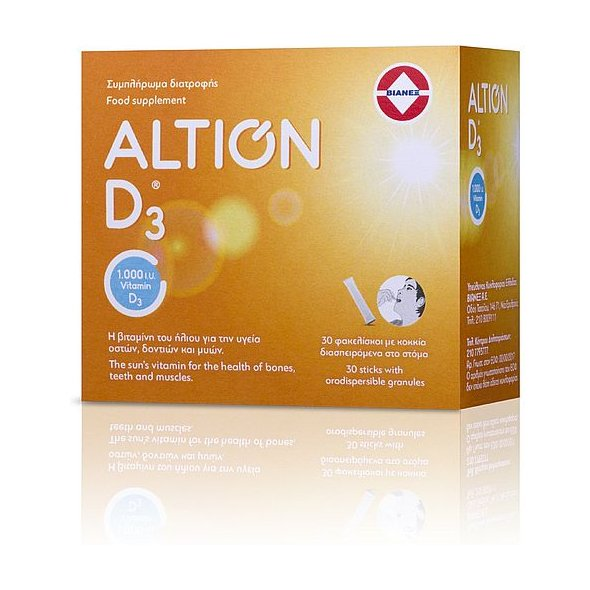 Altion D3 30Sachets