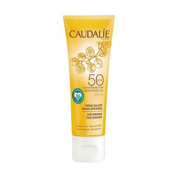 Caudalie Anti-Wrinkle Face Suncare SPF50, 50ml