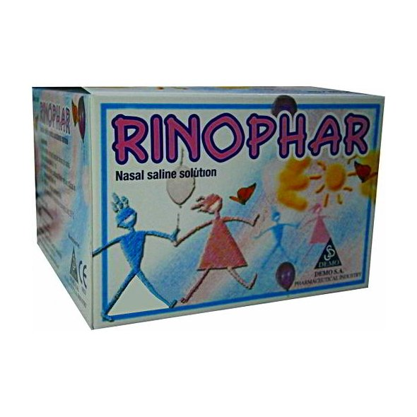 Demo Rinophar 30Ampx5ml