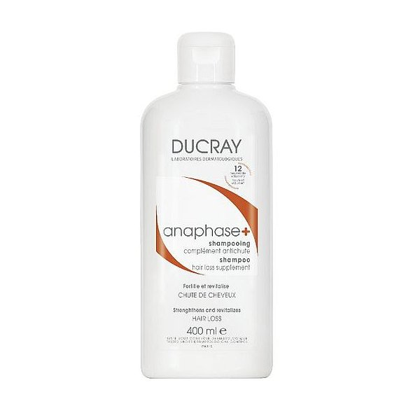Ducray Anaphase+ Shampoo 200ml Τριχόπτωση