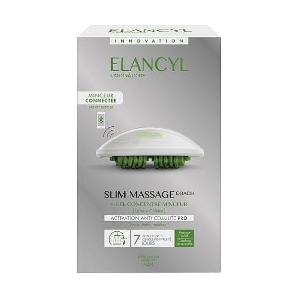 Elancyl Slim Massage Coach + Slimming Concentrate Gel 200ml