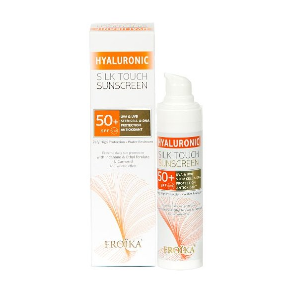 Froika Hyaluronic Silk Touch Spf50+ 40ml