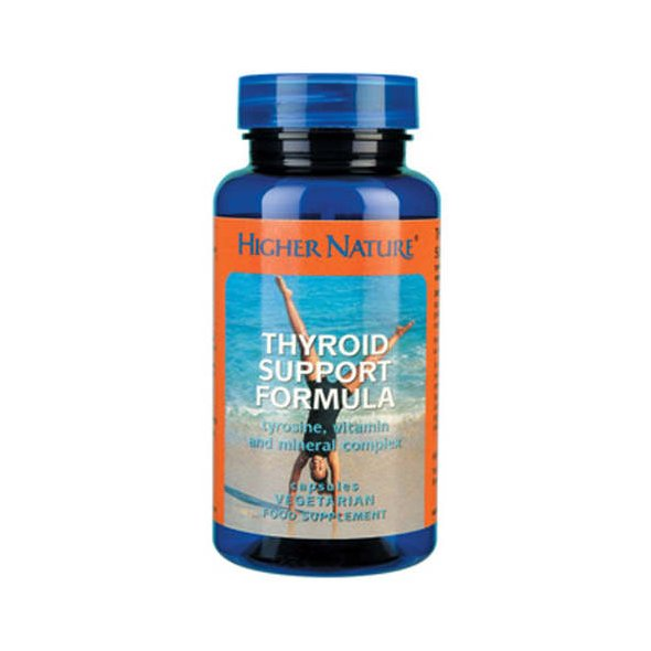 Higher Nature Thyroid Support Formula 60VCaps