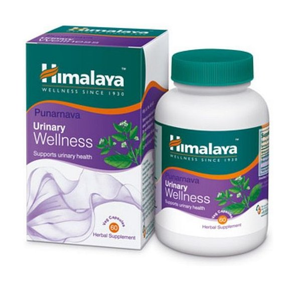 Himalaya Urinary Wellness (Punarnava) (Βότανα-Νεφρά)