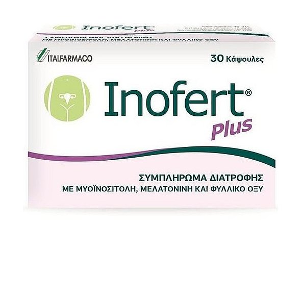 ITF Inofert Plus 30Caps
