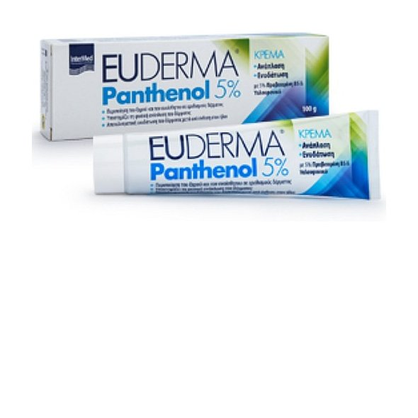 Intermed Euderma Panthenol 5%, 100g