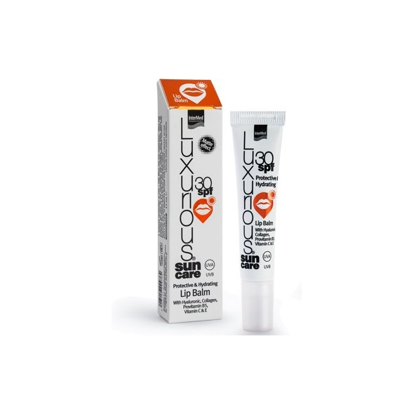 Intermed Luxurious Protective & Hydrating Lip Balm SPF30, 15ml