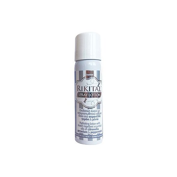 Intermed Rikital Spray Lotion, 50ml