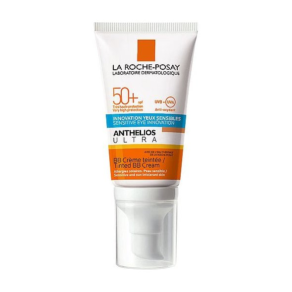 La Roche-Posay Anthelios Ultra, Sensitive Eyes Innovation Tinted BB Cream SPF 50+, 50ml