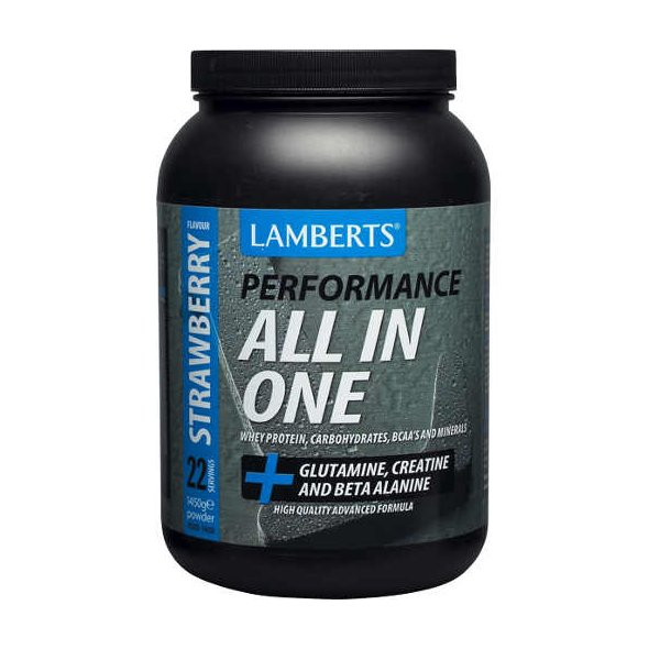 Lamberts All in One Φράουλα 1450g