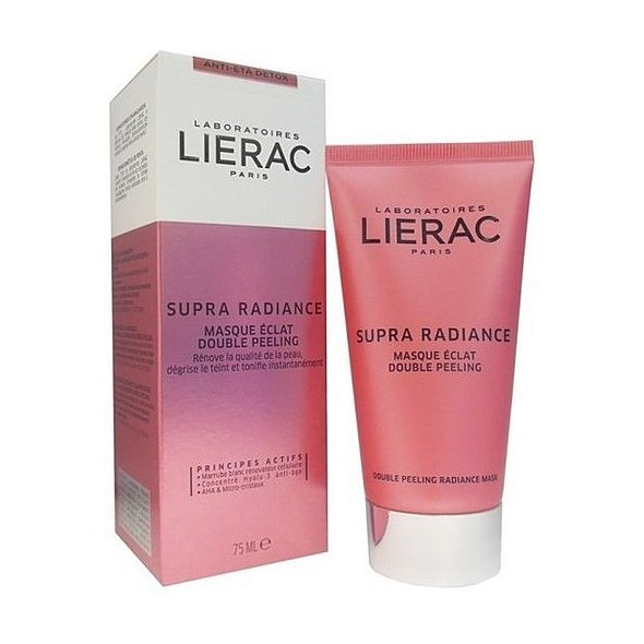 Lierac Supra Radiance Double Peeling Radiance Mask 75ml