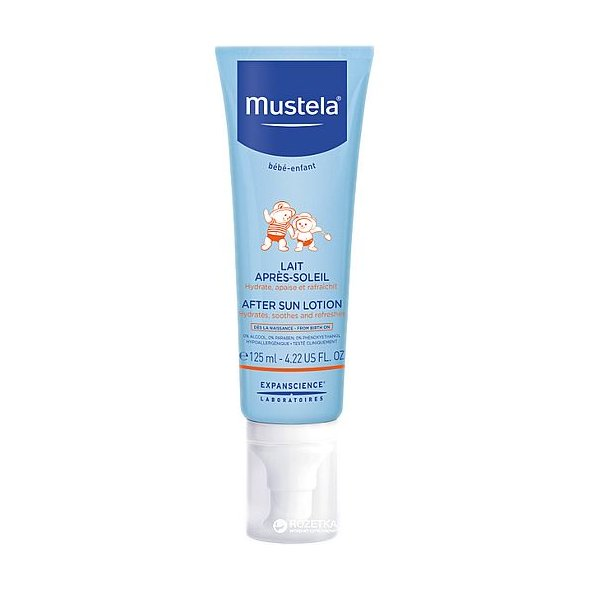 Mustela After Sun Hydrating Lotion Baby - Child 125ml