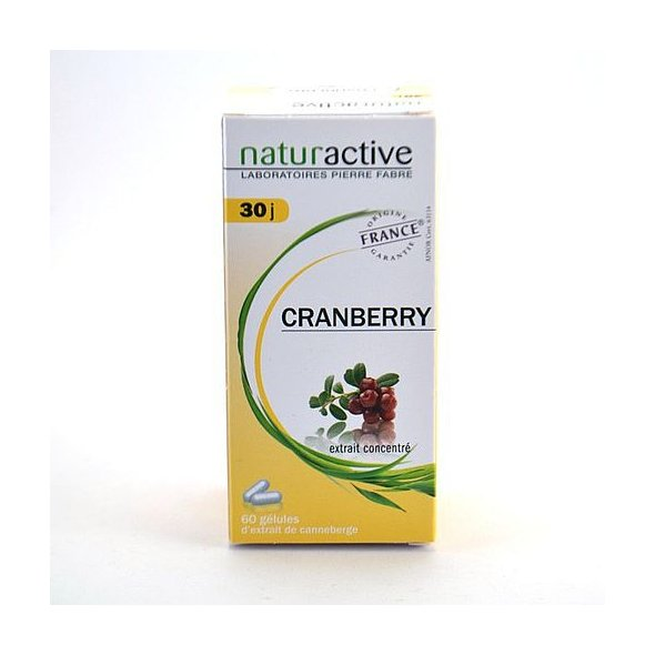 Naturactive Cranberry 60Caps