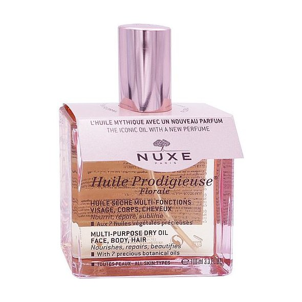 Nuxe Huile Prodigieuse Florale Multi-Purpose Dry Oil 100ml
