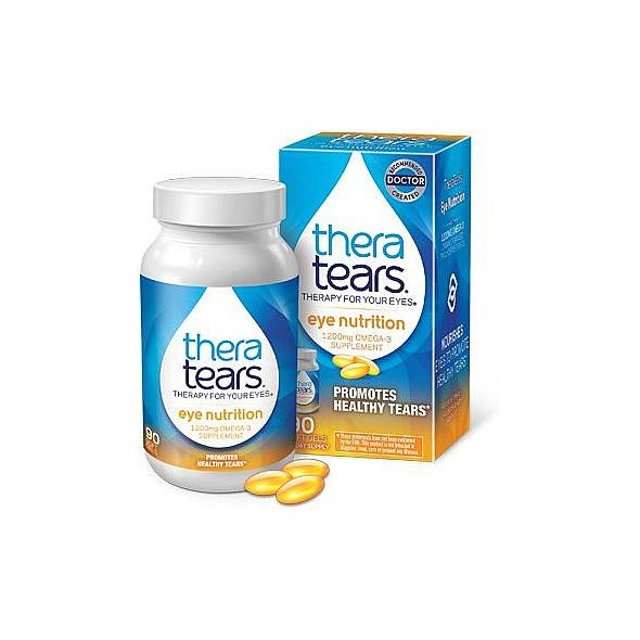 Thera Tears Nutrition 90tabs