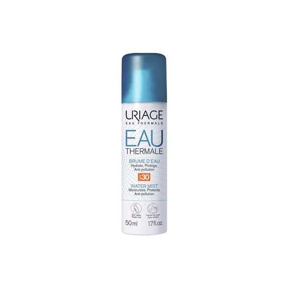 Uriage Water Mist SPF30, 50ml