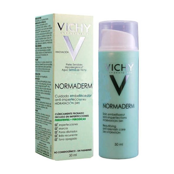 Vichy Normaderm Corrector Anti-Blemish Care 24H Hydration 50ml