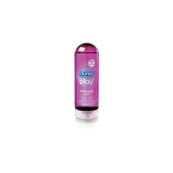 Durex Play Massage Aloe 200ml