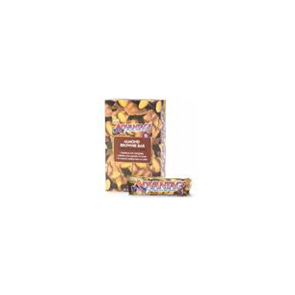 Atkins Advantage 60gr chocolate Brownie (box of 15)