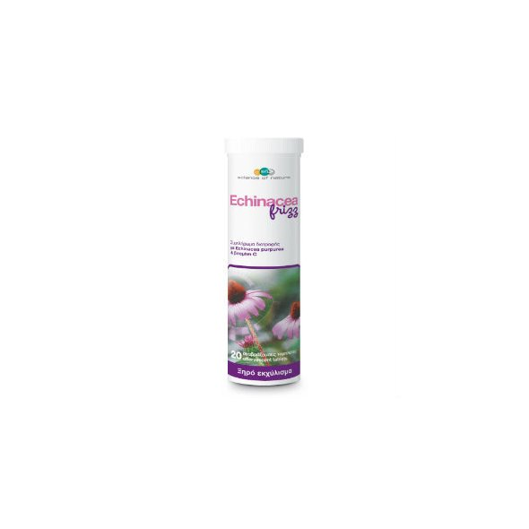 Science of Nature Echinacea frizz 20eff.Tabs